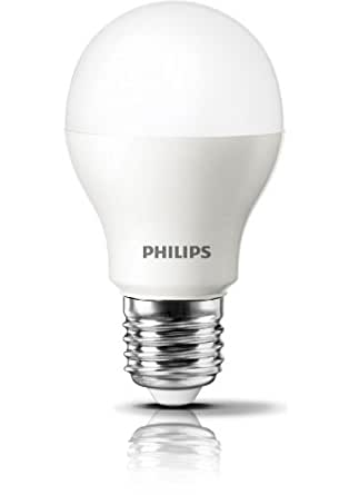 Philips 929000216501 Ampoule LED Standard - Culot E27 - 8 Watts consommés - Equivalence incandescence :  48W
