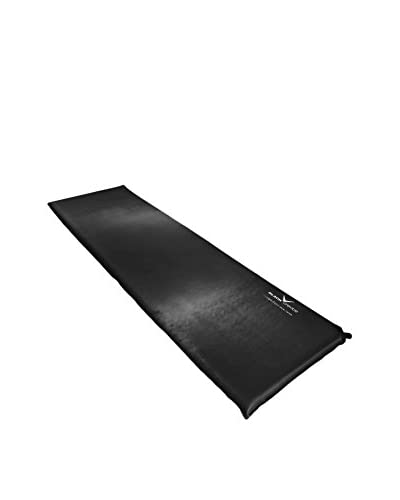 Black Crevice Colchón De Aire Self-Inflating Negro