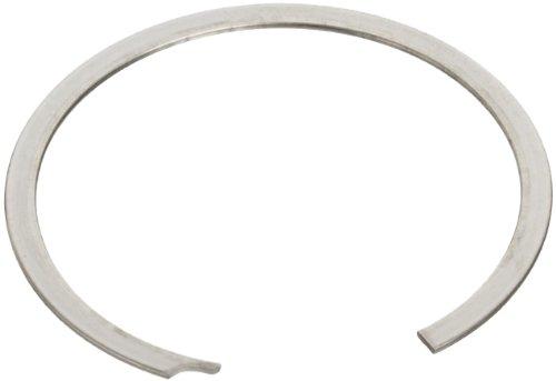[해외]표준 외부 고정 링, 나선형, 축 방향 조립품, 1070-1090 탄소강, 일반 피니쉬, 인치, 미국산/Standard External Retaining Ring, Spiral, Axial Assembly, 1070-