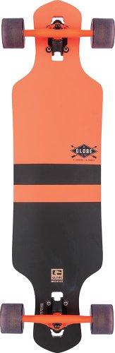 Globe Longboard Geminon, Fluoro Orange, One size, 10525138