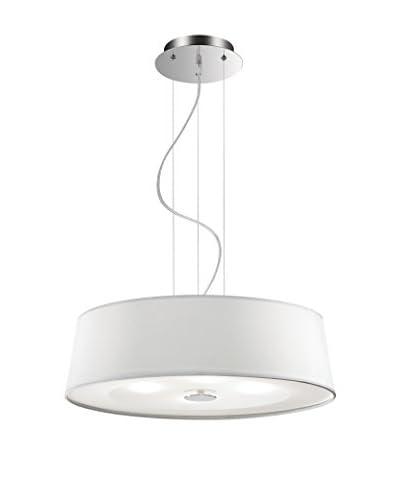 EVERGREEN LIGHTS Lámpara De Suspensión HILTON SP4 Blanco