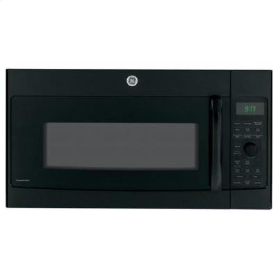 Ge Pvm9179Dfbb Profile 1.7 Cu. Ft. Black Over-The-Range Microwave - Convection
