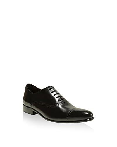 Mason & Freeman Zapatos Oxford Alon Negro
