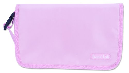 Trend Lab Diaper Clutch, Pink front-241012