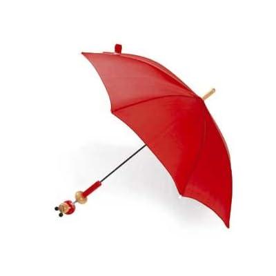 Children's Red Ladybird Umbrella