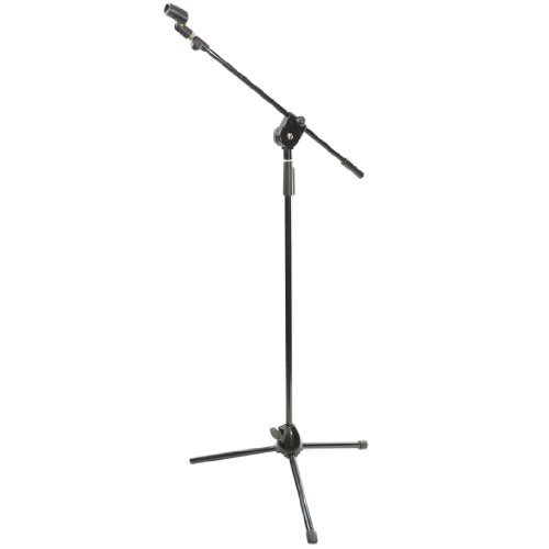 Pyle-Pro Pmks3 Tripod Microphone Stand W/ Extending Boom Portable Consumer Electronics Home Gadget