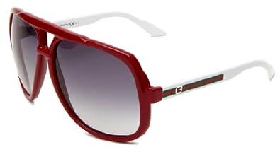 Amazon.com: Gucci Gucci 1622/S Aviator Sunglasses: Shoes
