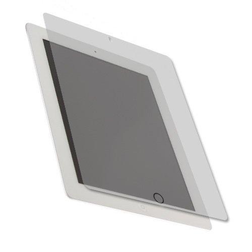 Skinomi TechSkin - Sliver Carbon Fiber FILM Shield & Screen Protector for Apple iPad 2 from Skinomi