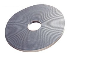 C.R. Laurence .25 in. x .5 in. Gray Double Sided Glazing Tape HC-U0J2-BPR7