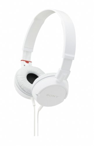 Sony MDRZX100W DJ Bgelkopfhrer wei