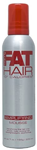 Fat Hair Amplifying Mousse