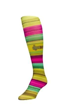 Buy Hocsocx Girl's Sunshine Stripes Performance by Hocsocx