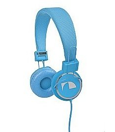 Nakamichi Fashion Headphones - Blue