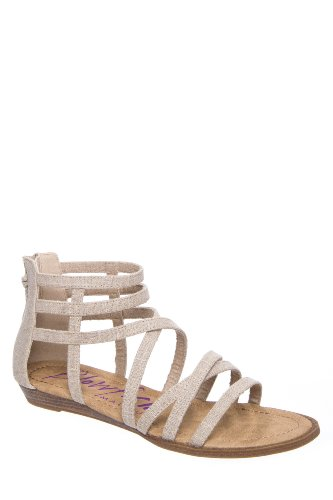Blowfish Belona Caged Flat Sandal