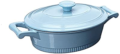 KitchenAid Traditional Cast Iron Casserole Cookware
