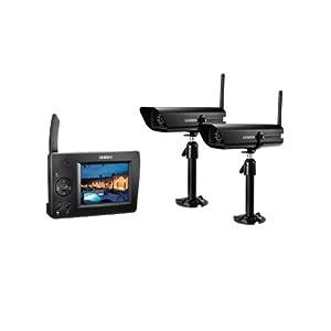 Uniden UDW155 Wireless Security Surveillance System