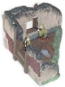Small Stucco Ruins 25mm