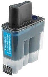 Druckerpatrone Cyan kompatibel für Brother LC900 LC-900