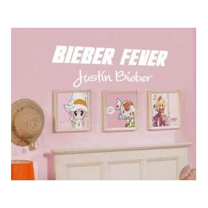Justin bieber decor tktb for Justin bieber bedroom ideas