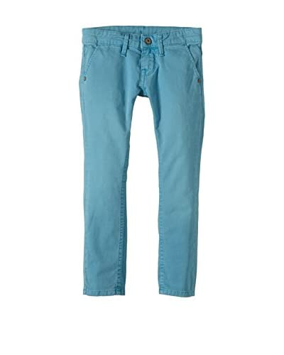 Pepe Jeans London Pantalón New Barden Azul Claro