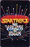 Star Trek II The Wrath of Khan Playing Cards