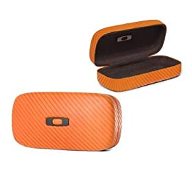 Oakley Square O Hard Men's Storage Case Sunglass Accessories - Persimmon / One Size