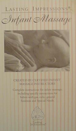 Lasting Impressions Infant Massage