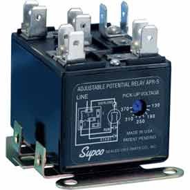 capacitors: supco adjustable potential relay universal spst relay wiring diagram supco universal potential relay wiring diagram