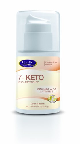Life-Flo 7-Keto Dhea, 2-Ounce