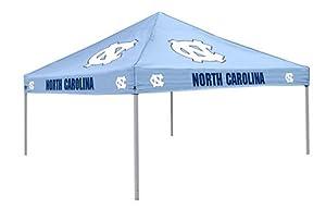 NCAA North Carolina Tar Heels 9-Foot x 9-Foot Tailgating Canopy, Blue by Logo