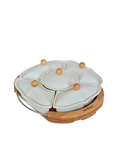 Bambum Frühstückservice 11 tlg. Set Sabado B2672 beige