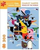 Charley Harper - Wings of World: 300 Piece Puzzle