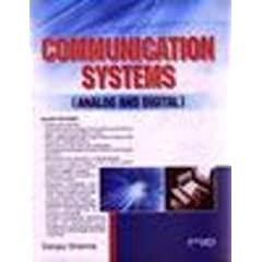 Communication Systems  Analog And Digital  [Paperback] available at Amazon for Rs.375