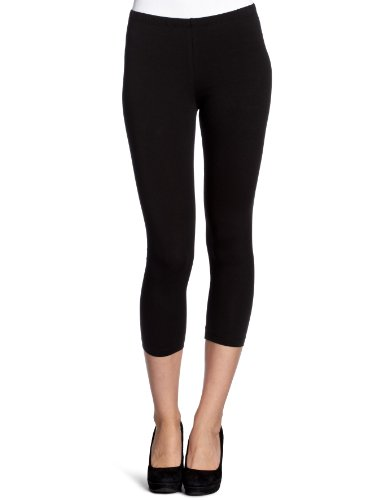ONLY 15038498 Live Love Leggings-Pantaloni capri Donna    nero (M)