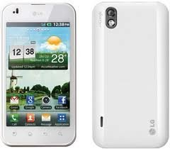 LG Optimus P970 (White) Unlocked International Version 4.0