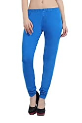 The Cotton Company's Luxury Leggings - Royal Blue