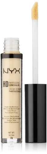 NYX Cosmetics Concealer Wand, Yellow, 0.11-Ounce