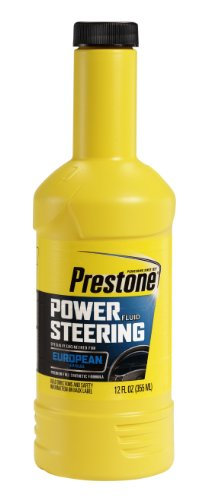 Prestone AS268 Power Steering Fluid for European Vehicles - 12 oz.