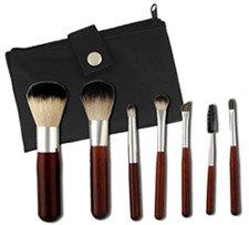Badger 7 Makeup Brush Travel Set