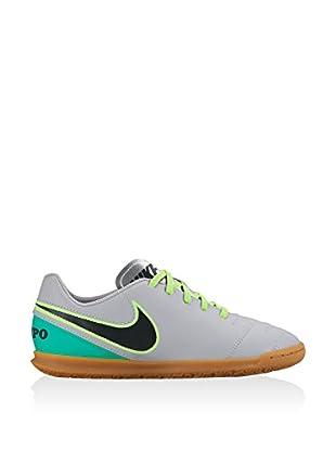 Nike Zapatillas Jr Tiempox Rio III Ic (Gris / Negro)