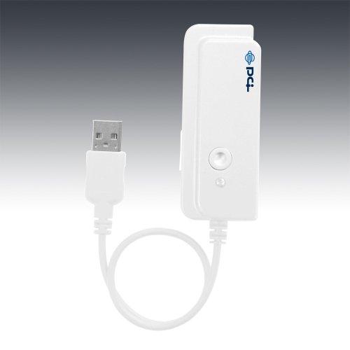 PLANEX USB→3.5mmヘッドホン/マイク端子 USBオーディオ変換アダプタ PL-US35AP