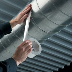 3M 425 Premium-Grade Aluminum Foil Tape - Silver
