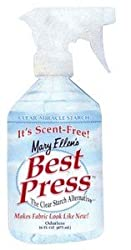Mary Ellen's Best Press Spray Starch Scent Free 16.9 oz.