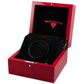 Swiss Legend Multi-function Red 1 Slot High-end Watch Winder