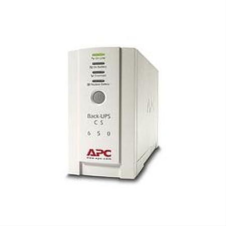 Ondulateur Back-UPS APC BACK UPS BK650EI BLANC 650VA