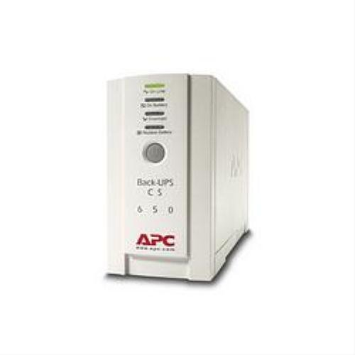 APC - Back-UPS CS 650 - USV - Wechselstrom 230 V - BK650EI