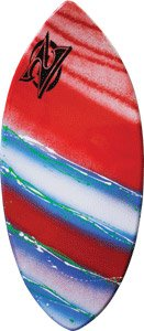 Zap Wedge Small Skimboard - Assorted Colors