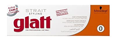 "Schwarzkopf Glatt ""0"" Chemical Hair Straightening Cream"