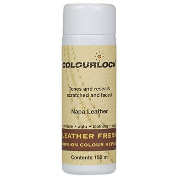 buy now colourlock leather fresh dye for volvo interiors to repair scuffs color damages light. Black Bedroom Furniture Sets. Home Design Ideas