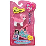 Ty Girlz PETZ - PEPPERMINT PRINCESS Plush Cat